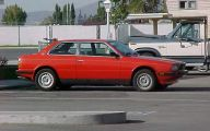 1984 Maserati Biturbo 12 Background Wallpaper