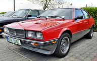 1984 Maserati Biturbo 14 Car Desktop Background
