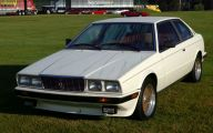 1984 Maserati Biturbo 17 Cool Hd Wallpaper