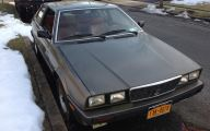 1984 Maserati Biturbo 19 Wide Car Wallpaper