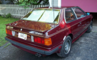 1984 Maserati Biturbo 2 Background Wallpaper