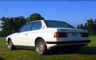 1984 Maserati Biturbo 22 Car Desktop Background
