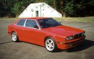 1984 Maserati Biturbo 3 Car Background