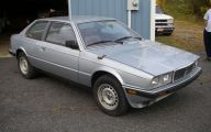 1984 Maserati Biturbo 33 High Resolution Car Wallpaper