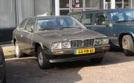 1984 Maserati Biturbo 4 Wide Car Wallpaper