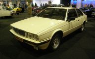1984 Maserati Biturbo 40 Wide Car Wallpaper