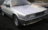 1984 Maserati Biturbo 5 High Resolution Car Wallpaper