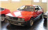 1984 Maserati Biturbo 7 Car Background