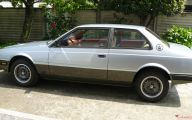 1984 Maserati Biturbo 9 Free Hd Car Wallpaper