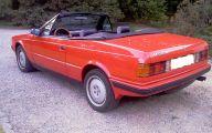 1990 Maserati 20 Car Desktop Background