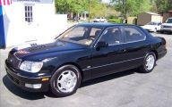 2000 Lexus Ls 1 Background Wallpaper
