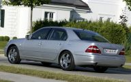 2000 Lexus Ls 11 Widescreen Car Wallpaper