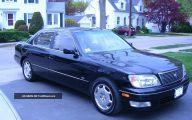 2000 Lexus Ls 12 Cool Car Wallpaper