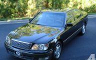 2000 Lexus Ls 21 Background Wallpaper