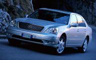 2000 Lexus Ls 26 Car Desktop Background