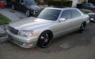 2000 Lexus Ls 27 Car Hd Wallpaper
