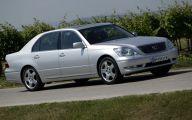 2000 Lexus Ls 34 Background Wallpaper