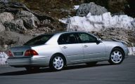 2000 Lexus Ls 5 Cool Car Wallpaper