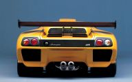 2001 Lamborghini  Diablo 1 Widescreen Car Wallpaper