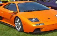 2001 Lamborghini  Diablo 14 Car Desktop Background