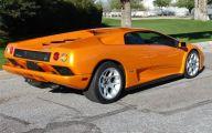 2001 Lamborghini  Diablo 18 Background Wallpaper