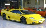 2001 Lamborghini  Diablo 20 Background Wallpaper