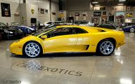 2001 Lamborghini  Diablo 30 High Resolution Car Wallpaper