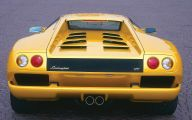 2001 Lamborghini  Diablo 36 High Resolution Car Wallpaper