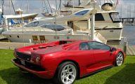 2001 Lamborghini  Diablo 9 Wide Car Wallpaper
