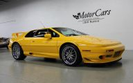 2004 Lotus Esprit 10 Background Wallpaper