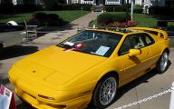 2004 Lotus Esprit 34 Widescreen Car Wallpaper