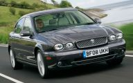 2008 Jaguar X-Type 24 Background Wallpaper