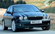 2008 Jaguar X-Type 35 Car Hd Wallpaper