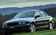 2008 Jaguar X-Type 40 Background Wallpaper