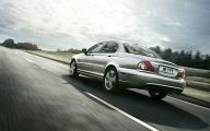 2008 Jaguar X-Type 5 Car Background