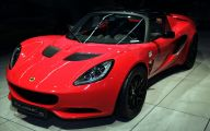 2011 Lotus Elise  37 Car Background