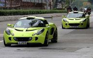 2011 Lotus Exige 10 Background Wallpaper