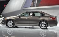 2013 Nissan Altima 34 Widescreen Car Wallpaper