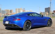 2014 Aston Martin Vanquish 1 Widescreen Car Wallpaper