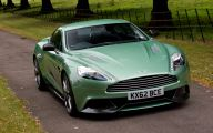 2014 Aston Martin Vanquish 12 Wide Car Wallpaper