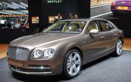 2014 Bentley Flying Spur 14 Wide Car Wallpaper