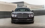 2014 Bentley Flying Spur 16 Car Background