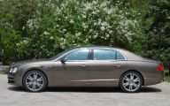 2014 Bentley Flying Spur 18 Wide Car Wallpaper
