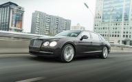 2014 Bentley Flying Spur 20 High Resolution Car Wallpaper