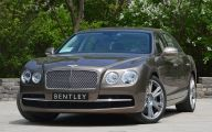 2014 Bentley Flying Spur 21 High Resolution Car Wallpaper