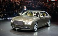 2014 Bentley Flying Spur 29 High Resolution Car Wallpaper