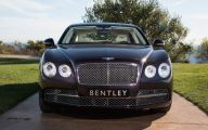 2014 Bentley Flying Spur 3 Cool Car Wallpaper
