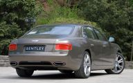 2014 Bentley Flying Spur 34 Wide Car Wallpaper
