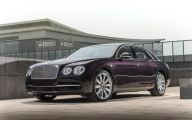 2014 Bentley Flying Spur 37 High Resolution Car Wallpaper