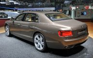 2014 Bentley Flying Spur 40 Wide Car Wallpaper